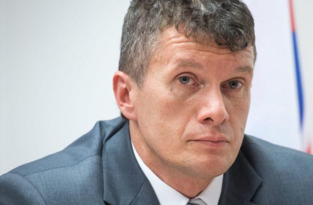 Branislav Zurian končí na čele NAKA, do funkcie riaditeľa ho ustanovil ešte Lučanský