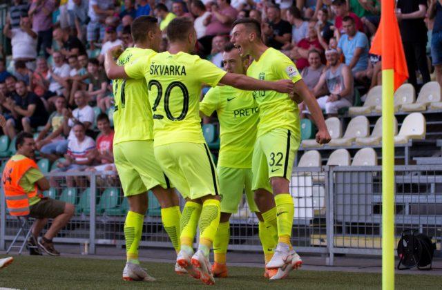 Žilina si zahrá finále Slovenského pohára, Košice jasne zdolala aj v odvete