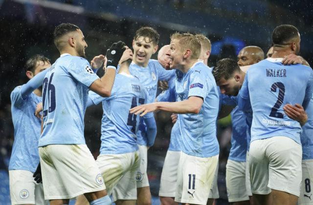 Manchester City oslavuje titul v Premier League, o triumfe rozhodla prehra United (video)