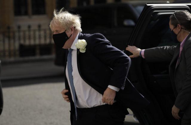 Borisa Johnsona znepokojuje indický variant koronavírusu, v Británii sa stúpa počet prípadov