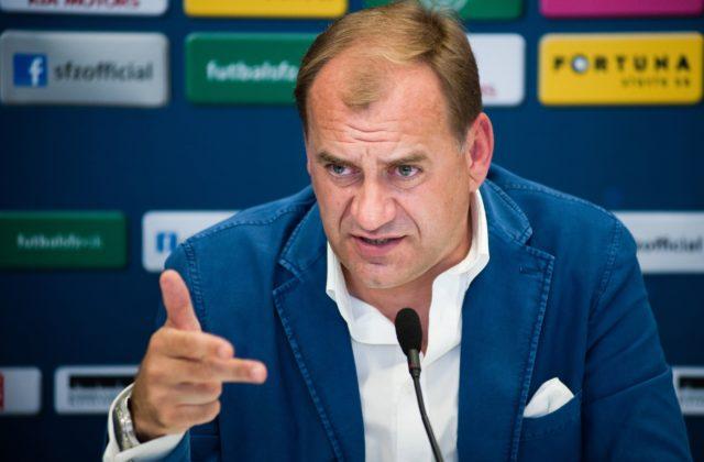 Tréner Weiss by na štadióne Slovana rád videl hrať európske veľkokluby, novej výzvy sa nebojí