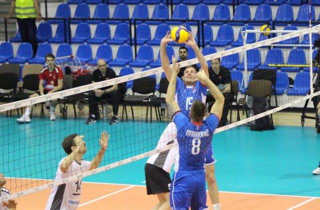 Slovenskí volejbalisti postúpili na majstrovstvá Európy, v závere kvalifikácie ich porazili Rumuni