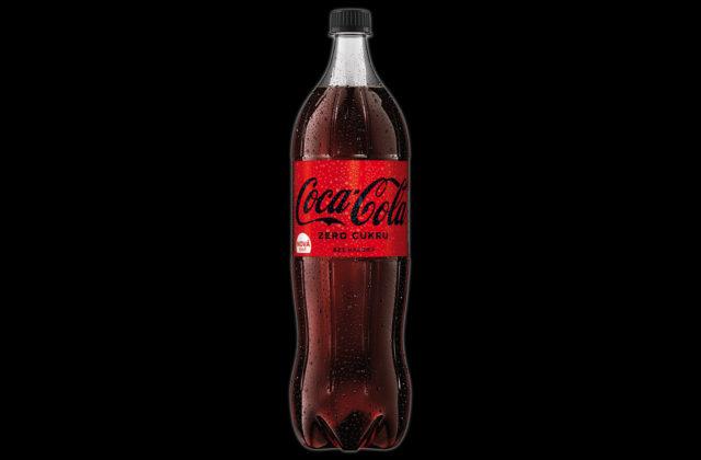 Prichádza novinka – Coca-Cola Zero Sugar s lahodnejšou chuťou