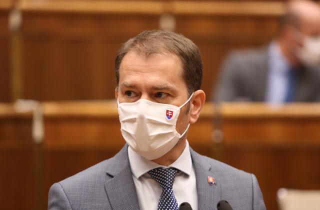 Schôdza parlamentu bude do budúceho týždňa prerušená, dôvodom je návrh ministra Matoviča