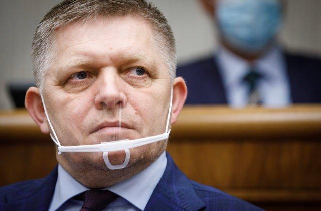 Fico chce iniciovať ďalšiu mimoriadnu schôdzu, jediným bodom programu bude štátna korupcia