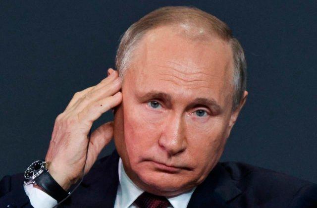 RUSKO MÁ NOVÚ BEZPEČNOSTNÚ STRATÉGIU