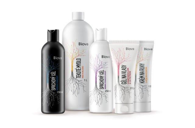 COOP Jednota uviedla na trh novú privátnu značku Biova zameranú na kozmetiku