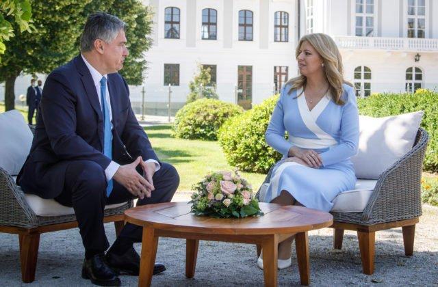 Čaputová sa stretla s chorvátskym a poľským prezidentom, diskutovala o reformách justície či dovolenkovej sezóne