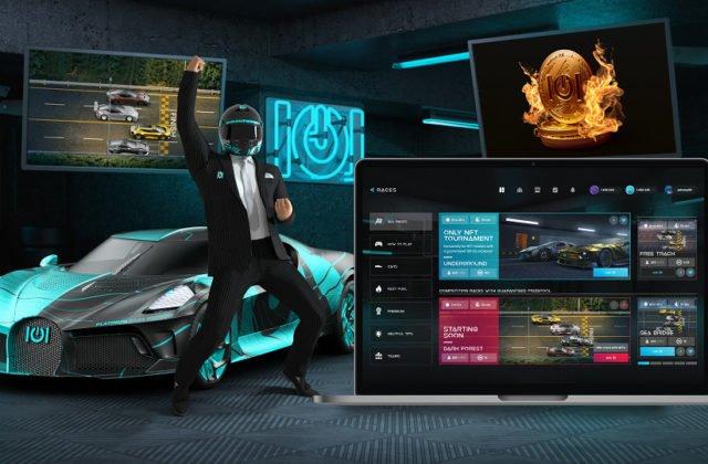 Slovenský startup vďaka unikátnemu NFT projektu IOI umožňuje hráčom z celého sveta obchodovať novou formou na blockchaine