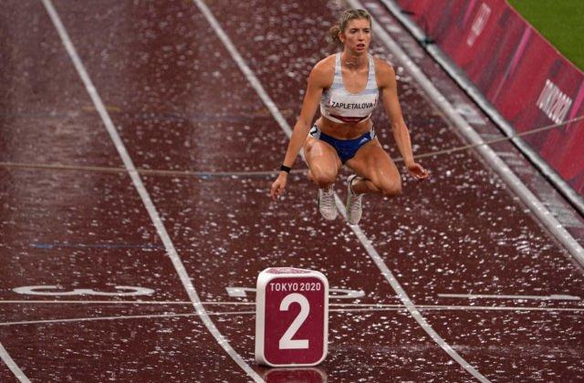 Letná olympiáda v Tokiu (atletika): Emma Zapletalová bola ôsma najlepšia z Európaniek