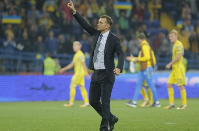 Tréner Ševčenko končí na lavičke Ukrajiny. Dokázali sme, že môžeme hrať moderný futbal, tvrdí