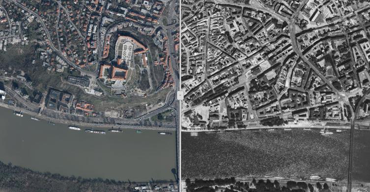 Unikátna aplikácia umožní pohľad do starej i novej Bratislavy