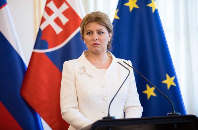 Téma ochrany ľudských práv je podľa prezidentky Čaputovej vysoko aktuálna najmä počas pandémie