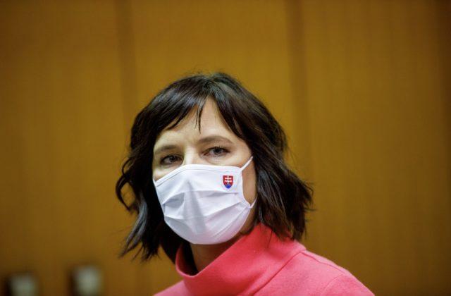 Remišová vyzvala Kažimíra na odchod, je vraj nenáležité zostávať vo funkcii pri obvinení