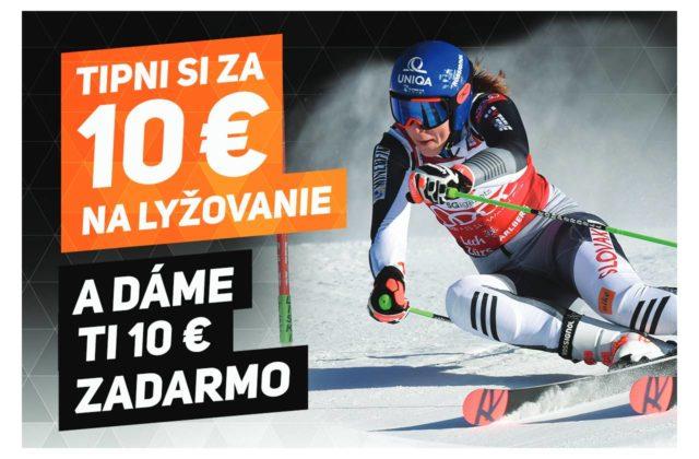 Stav si na Petru Vlhovú a získaj 10 eur!