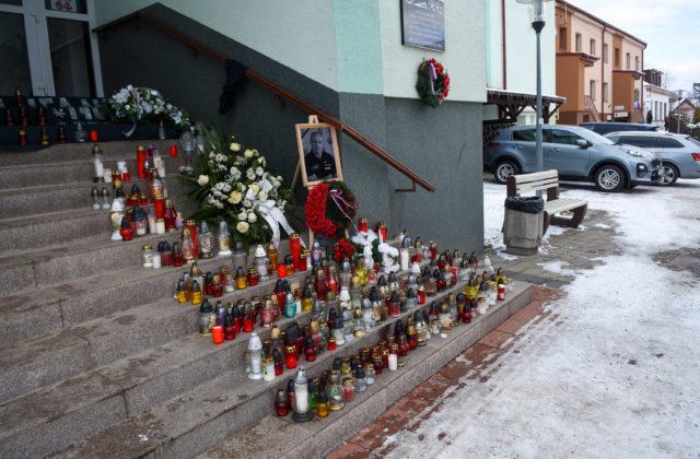 Komisia zaoberajúca sa Lučanského smrťou videla kamerové záznam z oboch incidentov