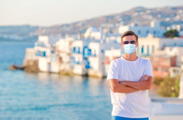 Plánovali ste cestu do Grécka? Nezabudnite na vyplnenie formulára a negatívny test