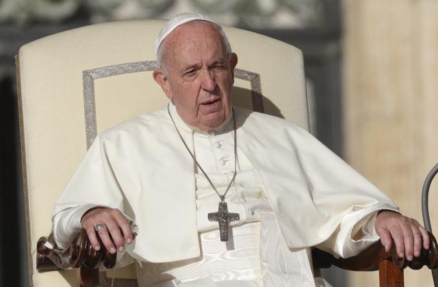 Pápež: Zo Stredozemného mora sa stal najväčší cintorín v Európe
