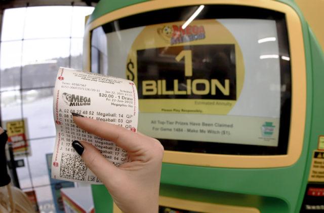 Šťastlivec z Michiganu vyhral tretí najvyšší jackpot v histórii amerických lotérií