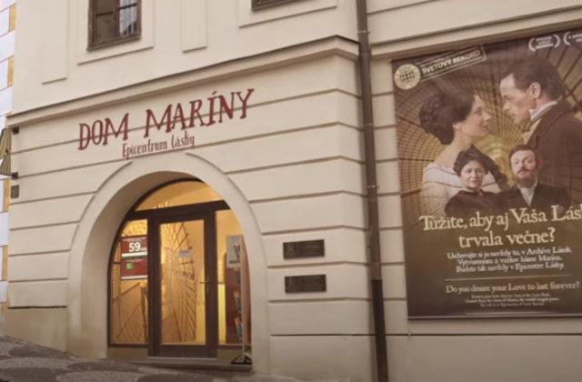 Banka lásky v Banskej Štiavnici je nominovaná na Európske múzeum roka EMYA 2021 (video)