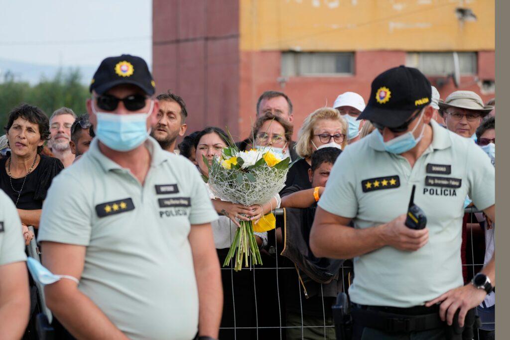 Polícia nezaznamenala počas návštevy pápeža žiadne narušenie poriadku, pomáhali jej študenti aj kolegovia z Čiech