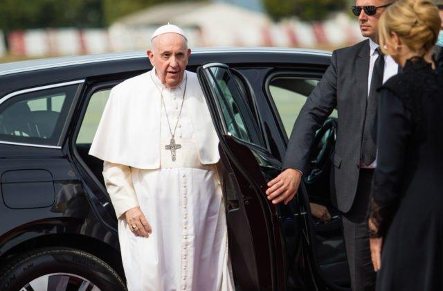 O bezpečnosť pápeža na Slovensku sa starali aj príslušníci Finančnej správy, vykonali stovky kontrol