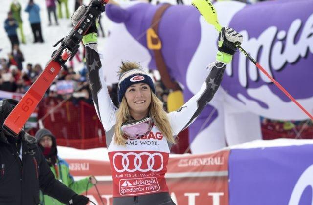 Mikaela Shiffrinová miluje rýchlosť, vo Svetovom pohári hlási návrat k zjazdom a super G
