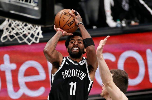 Basketbalista Irving nie je zaočkovaný proti koronavírusu, bude sa však môcť zapojiť do tréningu