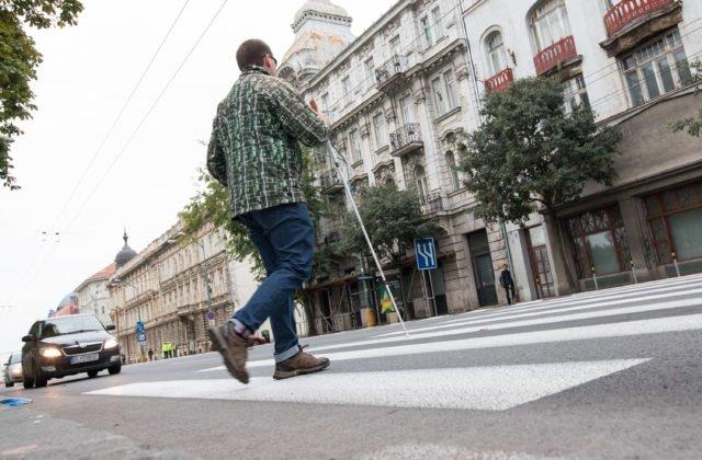 """""""Nevidiacemu"""" na prechode nezastavil každý piaty vodič, počas akcie bol najhorší Bratislavský kraj"""