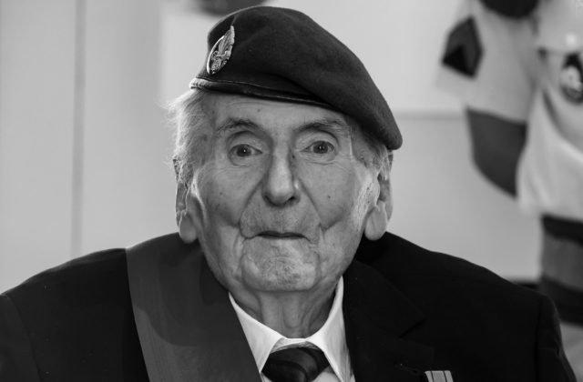 Vo veku 101 rokov zomrel Hubert Germain, bol vyznamenaným bojovníkom odboja