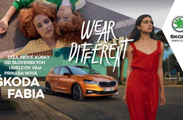 Nová FABIA bude súčasťou módneho sviatku Fashion LIVE!