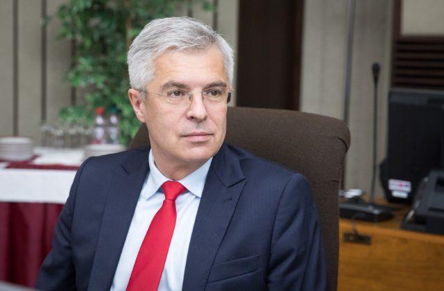 Korčok vidí budúcnosť Severného Macedónska v EÚ, krajina urobila podľa ministra pokrok