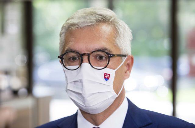 Minister Korčok odsúdil aktivity, ktoré mali poškodiť bezpečnosť Českej republiky