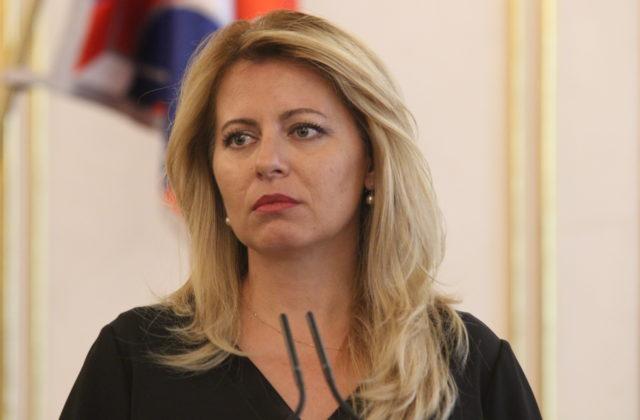 Anna Belousovová: Počas zahraničnej cesty v Dánsku prezidentka predviedla akurát novú róbu, účes a fakt, že Slovensko má hlavu štátu, ktorá o politike nemá ani paru