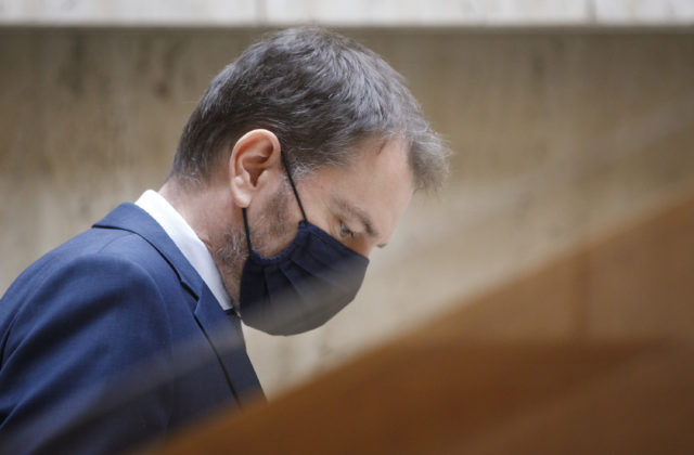 Matovič sa ako premiér párkrát stretol s obvineným riaditeľom SIS, Pčolinskému sa snažil veriť