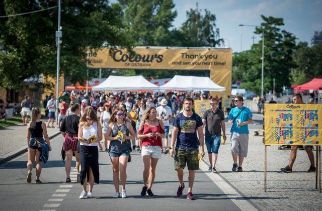 Festival Colours of Ostrava presúvajú pre pandémiu na júl 2022, vstupenky zostávajú v platnosti