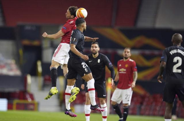 V semifinále Európskej ligy sú anglickí velikáni Manchester United a Arsenal, Slavia utrpela doma debakel (video)