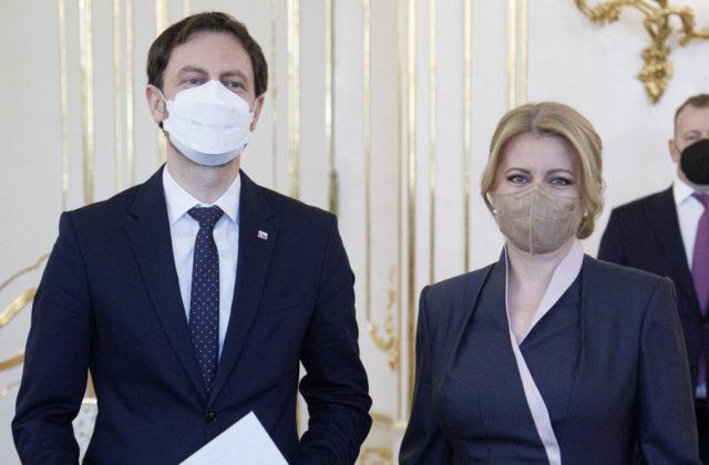 Čaputová aj Heger vyjadrili podporu Česku pri vyhostení 18 ruských diplomatov