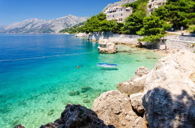 Chorvátsko chce turistom viac sprístupniť ostrovy, ktoré koronavírus až tak nezasiahol