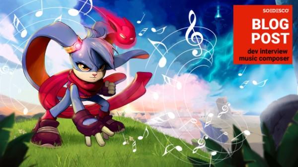 Platforma Kaze and the Wild Masks inšpirovaná klasikou predstavuje svoju chytľavú hernú hudbu v štýle 90. rokov