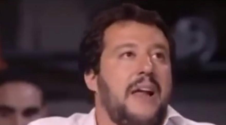 Matteo Salvini o mešitách v Taliansku