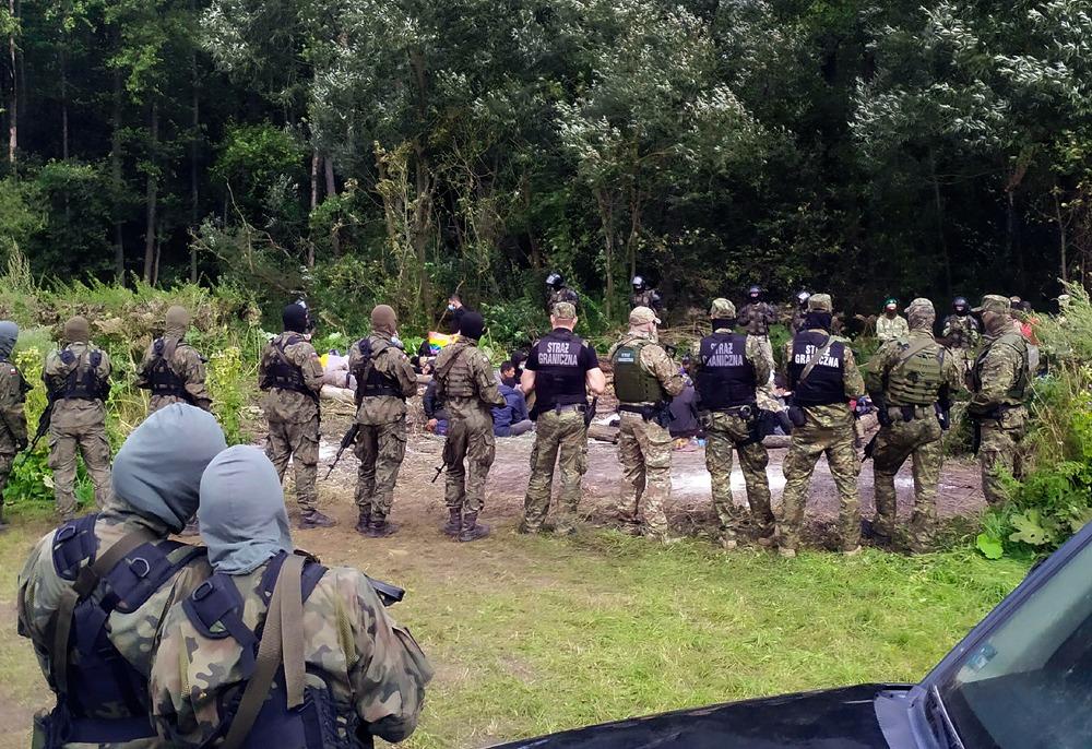 Poľsko: Na hranici s Bieloruskom našli 4 mŕtvych migrantov