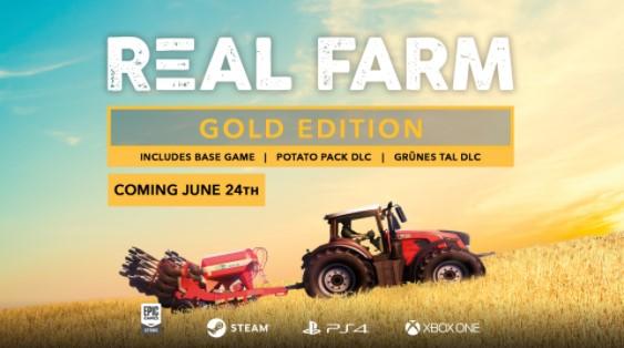 Real Farm – Gold Edition vychádza 24. júna + VIDEO