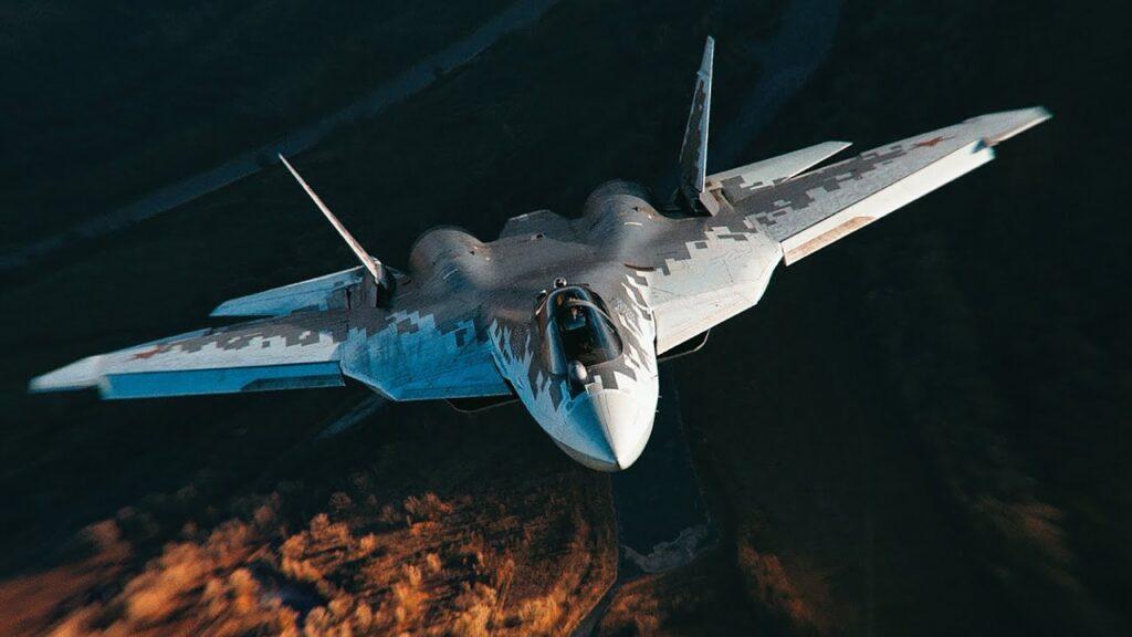 Smrť z nebies. Tento americký stíhač, rýchly a neviditeľný, pochoval Su-57