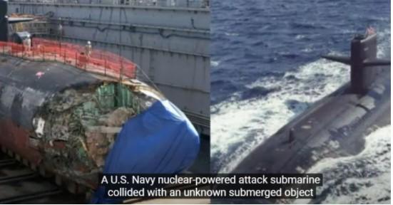 Čína a americký Connecticut. Kde sa motali Američania s ponorkou a do čoho narazili?