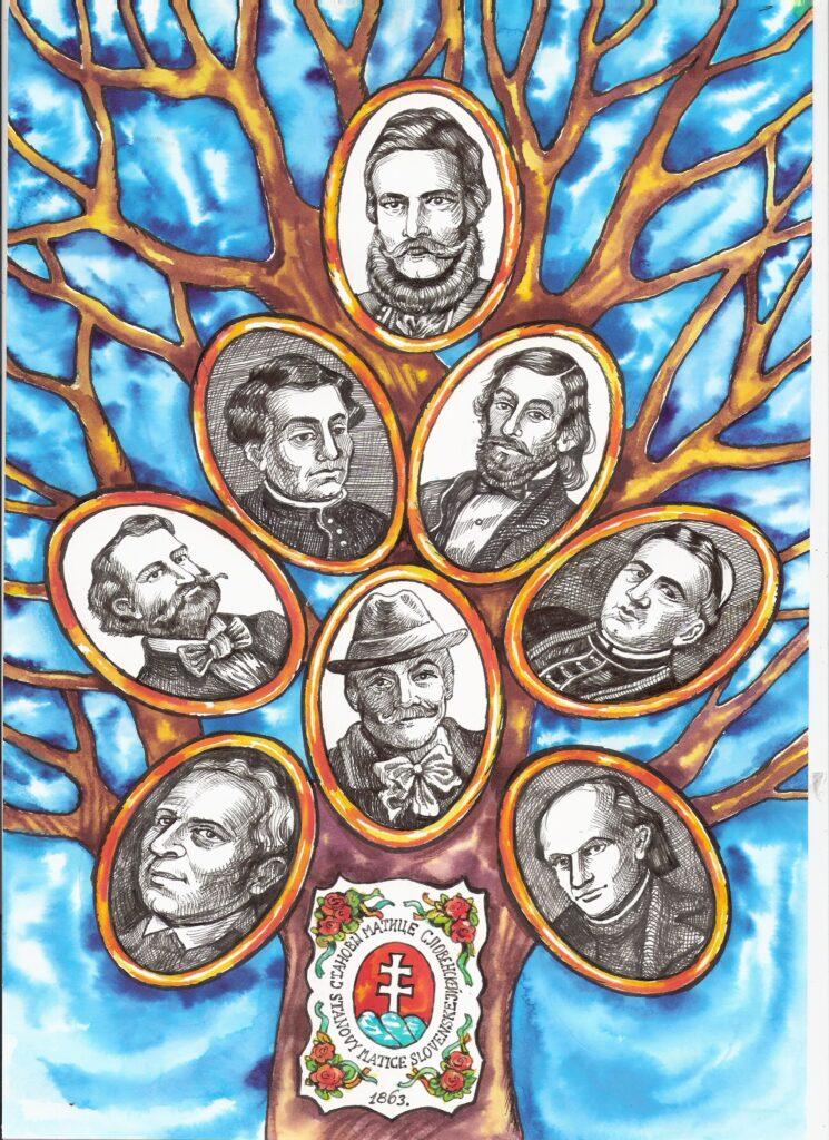 Na slávu štúrovcov. Štúrovci napísali mnohé krásne básne. Na ich počesť a slávu vám ich teraz ponúkam